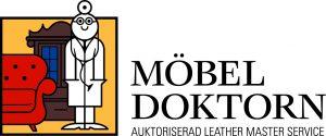 logotyp för möbeldoktorer