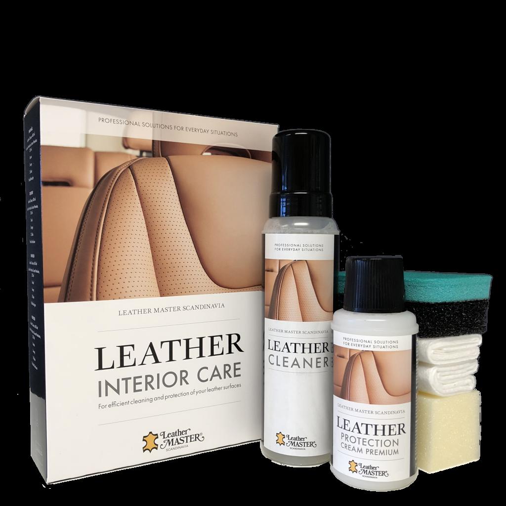 Leather Interior Care Kit